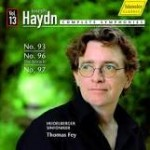 Joseph Haydn - vol.13 Heidelberger Sinfoniker Leitung: Thomas Fey Gesamteinspielung