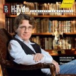 Joseph Haydn - vol.15 Heidelberger Sinfoniker Leitung: Thomas Fey Gesamteinspielung