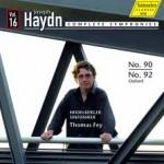 Joseph Haydn - vol.16 Heidelberger Sinfoniker Leitung: Thomas Fey Gesamteinspielung