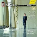 Joseph Haydn - vol.18 Heidelberger Sinfoniker Leitung: Thomas Fey Gesamteinspielung