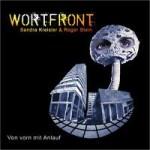 Wortfront - Von vorn mit Anlauf Violine: Johannes Krampen Violoncello: Rouven Schirmer