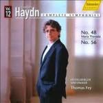 Heidelberger Sinfoniker Joseph Haydn - Vol.12 Leitung: Thomas Fey Gesamteinspielung