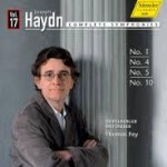 Joseph Haydn - vol.17 Heidelberger Sinfoniker Leitung: Thomas Fey Gesamteinspielung