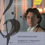Felix mendelssohn Bartholdy vol.4 Heidelberger Sinfoniker Leitung: Thomas Fey Gesamteinspielung